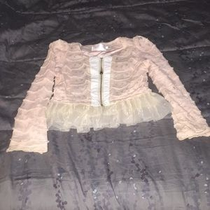 Other - Blossom Couture girls size 2-3T jacket